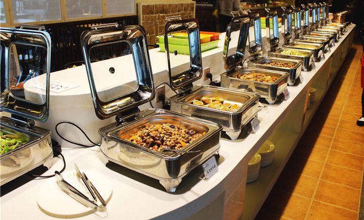 素飨素食自助餐厅