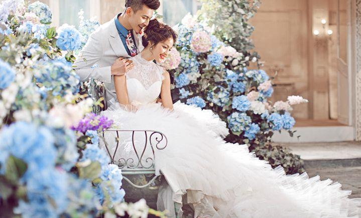 品爱视觉婚纱摄影
