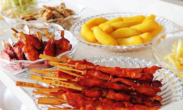 烤尚宫韩式自助餐厅