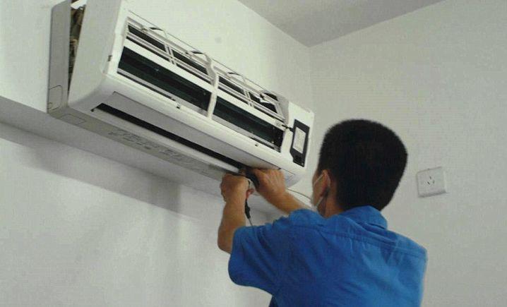 空调移机加氟打孔