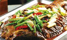 巫山烤鱼家常菜烤鱼套餐