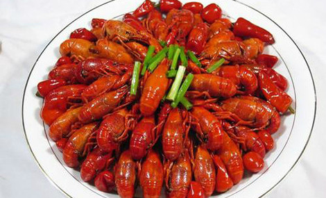 忆口香龙虾(韭菜园路店)
