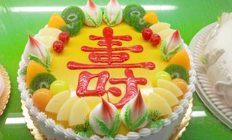 麦香城蛋糕 - 大图