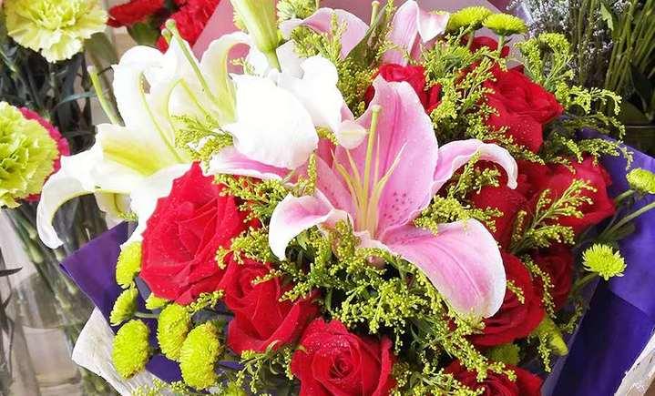 2号花铺鲜花
