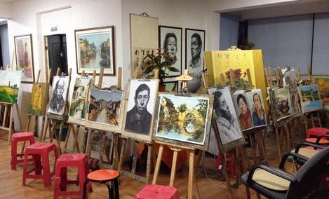博艺美术画室