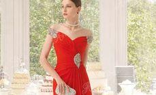 安安新娘奥黛丽系列礼服
