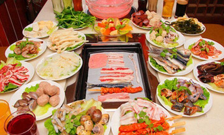 烤尚宫自助餐厅 火锅烧烤
