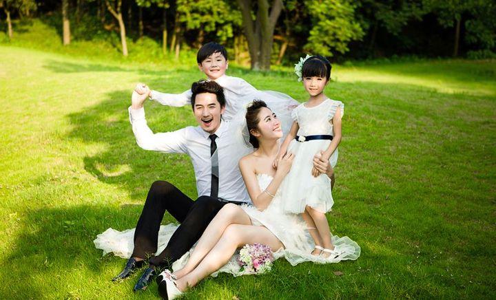 幸福时光婚纱摄影