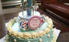 旋转木马蛋糕6选1