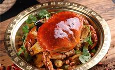 蟹老宋面包蟹虾蟹四人套餐