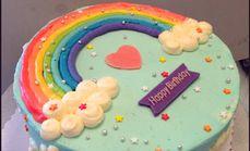 美味欣语12寸蛋糕