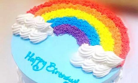 金莎蛋糕 - 大图