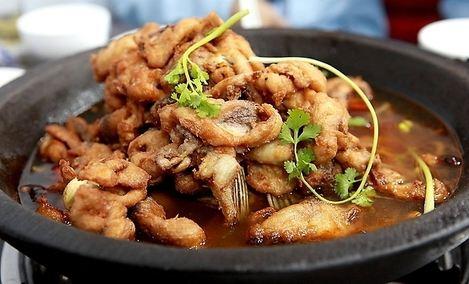 老渔铺石锅鱼馆