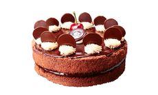 慕蓝6英寸Sucher蛋糕