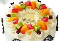 金圣萝兰8寸欧式蛋糕