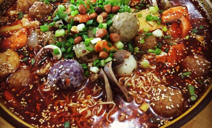 盆派冒菜(龙西路店)