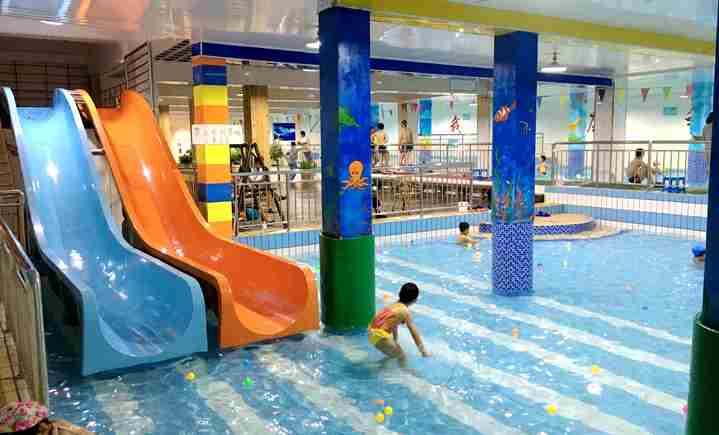 金水湾游泳馆