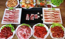 汉釜宫自助烤肉火锅(天珑广场店)