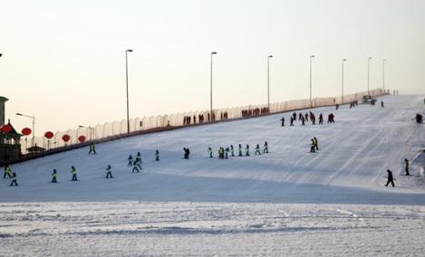 龙熙滑雪场