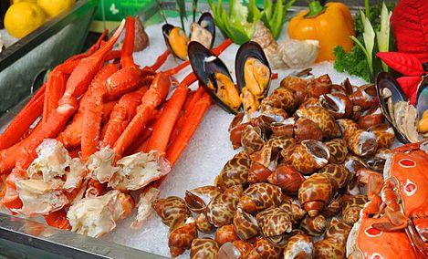 青蓬西餐厅(海岸城店)