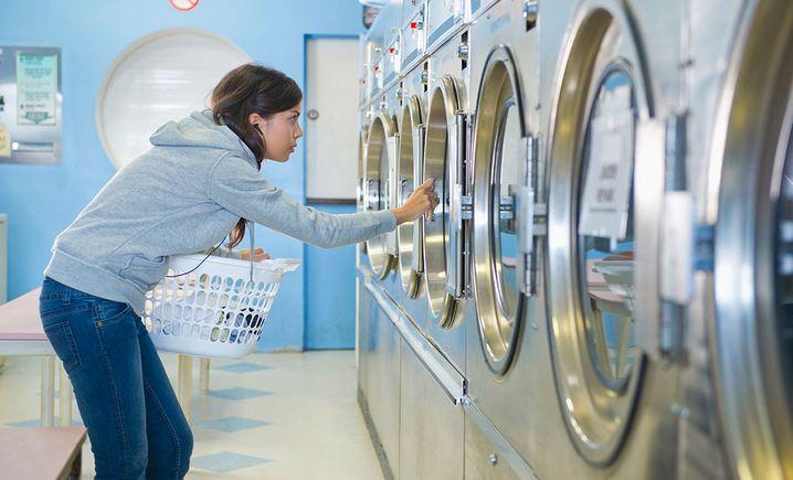伊丽莎干洗店