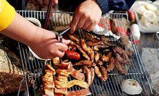 京门烧烤套餐