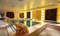 艺海贵宾楼洗浴搓澡足部疗法