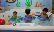 爱贝儿婴儿游泳馆