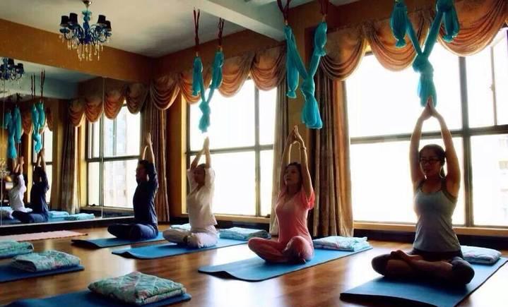 夏娃瑜伽养生会馆