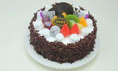 美味美欧式水果蛋糕
