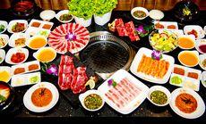 长仙铁板烤肉四人餐