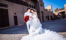 旅拍啦迪拜尊贵蜜月婚纱旅拍