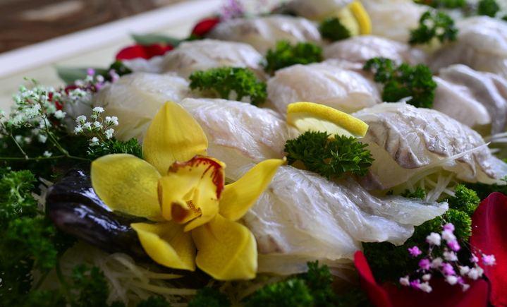 岛城生鱼片(海关店)