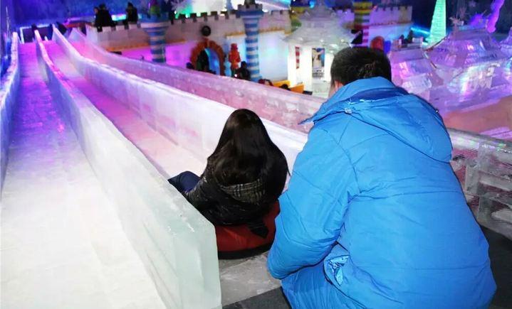 西海岸首届冰雪狂欢节
