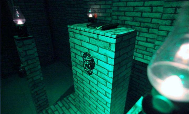 迷城超级密室