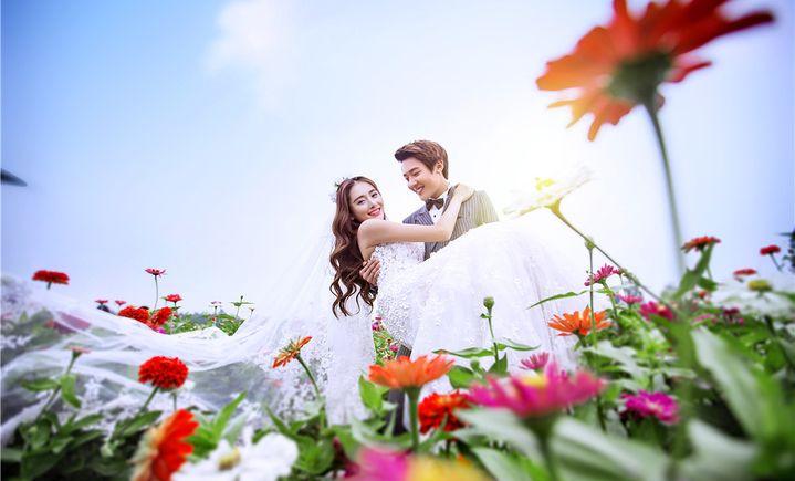 伊甸园视觉婚纱摄影馆