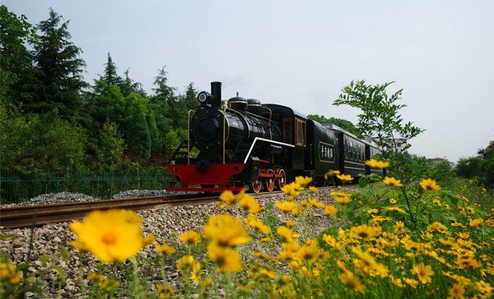 平汉铁路老火车