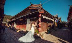 米诺印象户外婚纱摄影