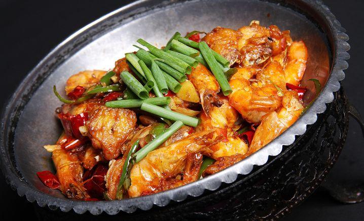 王婆大虾(天润广场店)