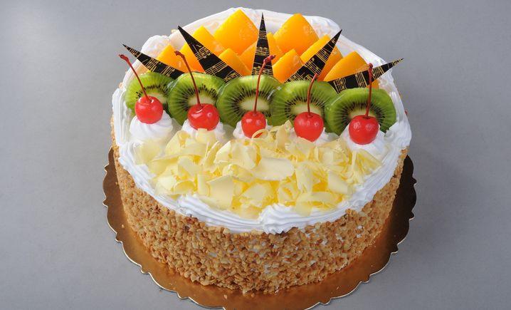 爱来客蛋糕 - 大图