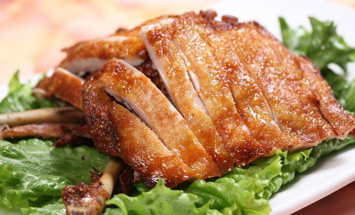 北京果木片皮烤鸭(城北菜市场店)