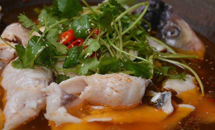 和兴石锅鱼(渔溪店)