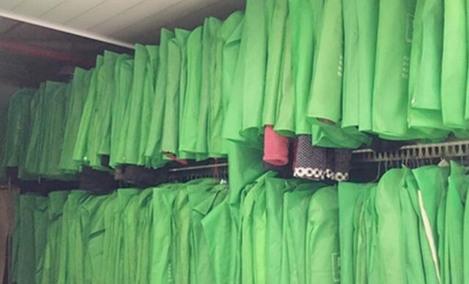 美国布兰奇国际洗衣连锁