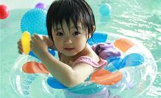鱼乐贝贝平日游泳体验1次