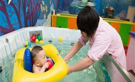 婴童健康理疗水育馆