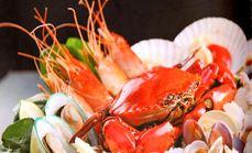 金岸海鲜单人工作日午餐自助