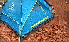 燕子湖10人遮阳帐篷