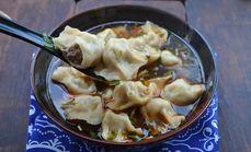 秦人饭庄酸汤水饺