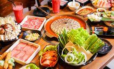 壹食壹客餐厅单人自助餐