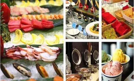 中奥凯富国际酒店自助餐厅